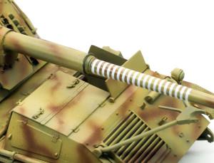砲身のキルマーク