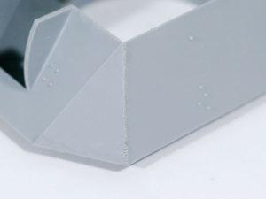 溶接痕の再現