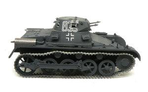 1号戦車A初期型 基本塗装とデカール貼り