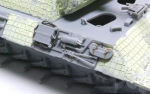 パンターA初期型 右側のOVMラック