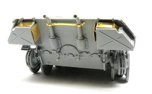 パンターD型 車体後部