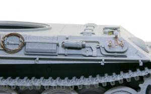 パンターG後期型 右側のOVMラック