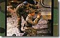 ドイツ戦車兵・修理をするSS戦車兵 1/35 バーリンデン