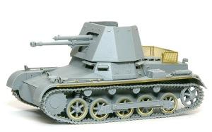 1号対戦車自走砲4.7cmPak(t) 組立て完了