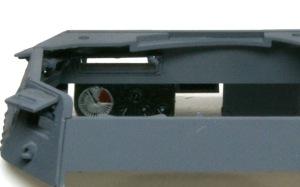 1号対戦車自走砲4.7cmPak(t) メーターパネルの取り付け