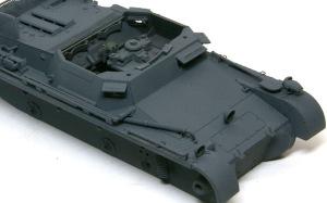 1号対戦車自走砲4.7cmPak(t) 最後の組立て