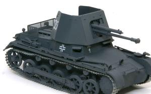 1号対戦車自走砲4.7cmPak(t) デカール貼り