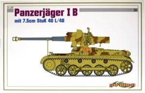 ドイツ・1号B型7.5cm対戦車自走砲 1/35 サイバーホビー