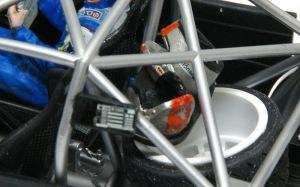 プジョー206 WRC2002 ヘルメット