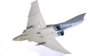 RF-4Eファントム2 機体下面の塗装