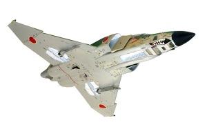 RF-4Eファントム2 クリアコート(下面)