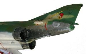 RF-4Eファントム2 仕上げとノズルの取り付け