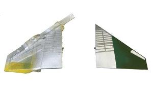 RF-4Eファントム2 スタビライザーの塗装