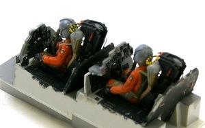 RF-4Eファントム2 コクピット