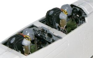 RF-4Eファントム2 パイロットとコクピット