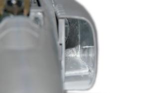 RF-4Eファントム2 エンジンダクト内のピトー管