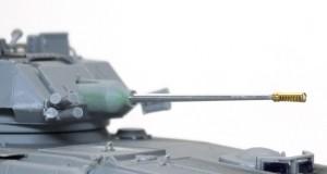 LAV-25ピラーニャ やっとの思いで手に入れた金属砲身