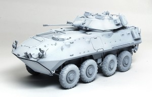 LAV-25ピラーニャ 基本塗装