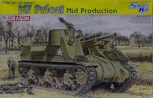 アメリカ・M7プリースト中期型 1/35 ドラゴン