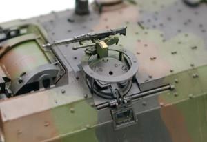 MG3機関銃