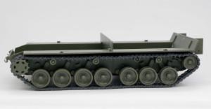パンツァーハウビッツェ2000 履帯の組立て