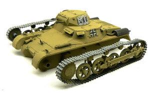 1号戦車A初期型 エアブラシでむらを消す