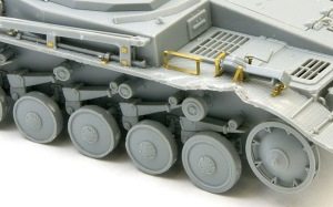 2号戦車F型 左側のOVMクランプ