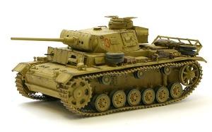 3号戦車J型 OVMのウエザリング