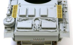 3号戦車J型 エンジンデッキ
