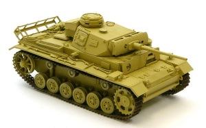 3号戦車J型 基本塗装