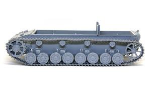 4号戦車F1型 増加装甲付 履帯の組み立て