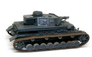 4号戦車F1型 増加装甲付 基本塗装