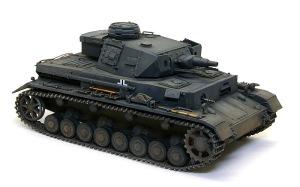 4号戦車F1型 増加装甲付 ウオッシング