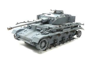 4号戦車J型 サフ吹き