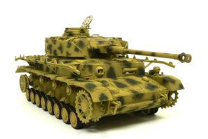 4号戦車J型 迷彩塗装