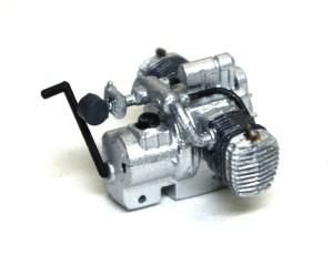 BMW R-12オートバイ エンジン