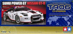 ニッサン・GT-R (RC/TA-06シャーシ) 1/10 タミヤ
