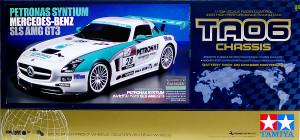 メルセデスベンツ・SLS  AMG GT3(RC/TA06シャーシ) 1/10 タミヤ