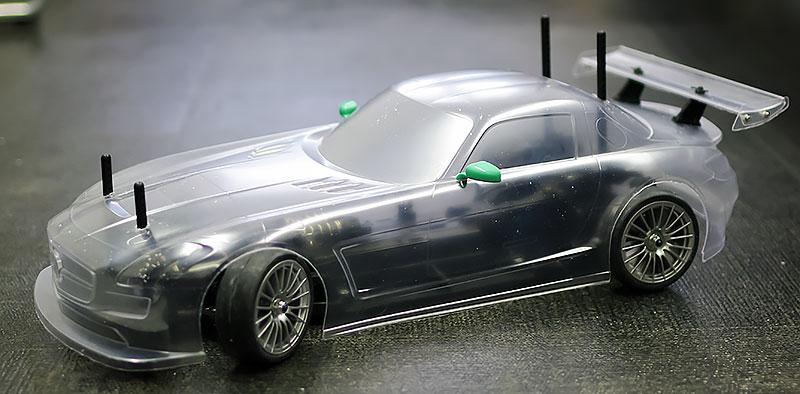メルセデスベンツ・SLS AMG GT3