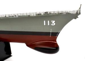 護衛艦さざなみ 艦首のデカール