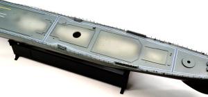 護衛艦さざなみ 歩行帯のデカール