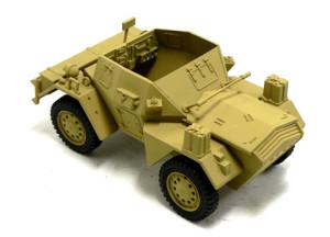 スカウトカー ダイムラーMk.2を基本塗装