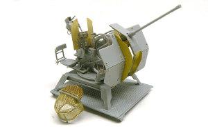 対空自走砲 2cmFlak38の組立て