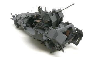 対空自走砲 Sd.kfz.251/17C型 塗装