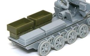 Sd.kfz.251/7C型 装甲工兵車用コンバージョンパーツ