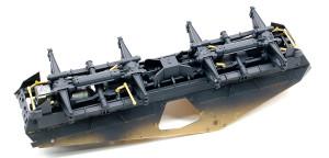 アンダーカバーと操舵装置
