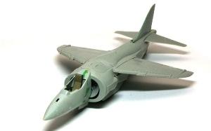 シーハリアーFSR.1 機体の組立て