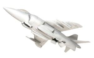 シーハリアーFSR.1 機体下面の塗装