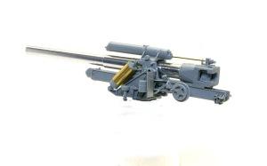 15cm重野戦榴弾砲sFH18 砲の組み立て