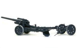 15cm重野戦榴弾砲sFH18 基本塗装